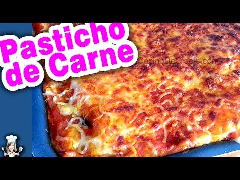Tutorial paso a paso para hacer Pasticho de Carne o Lasaña con la receta 100% italiana de familia.