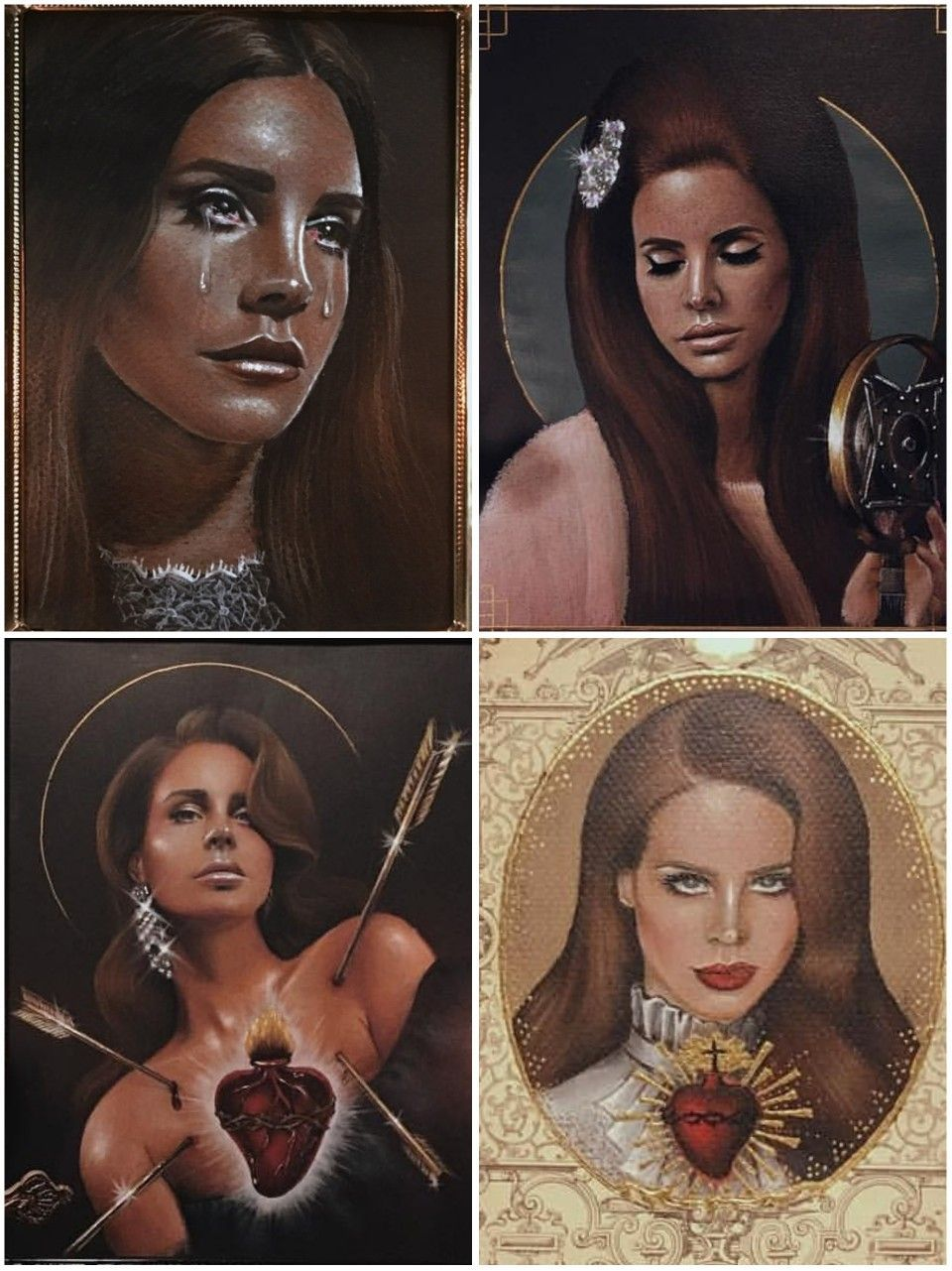 Pin by anthony padilla on Art in 2020 Lana del rey art