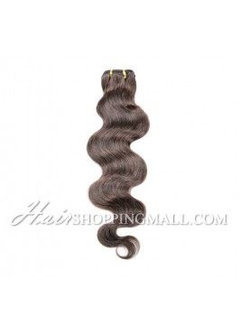 "#4 10""-24"" Indian Remy Hair wefts extensions Body Wave [WT4BW]"