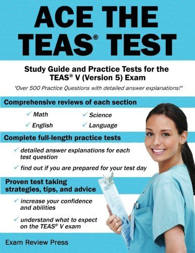 Ace the TEAS #Test: Study Guide and Practice #Tests for ...