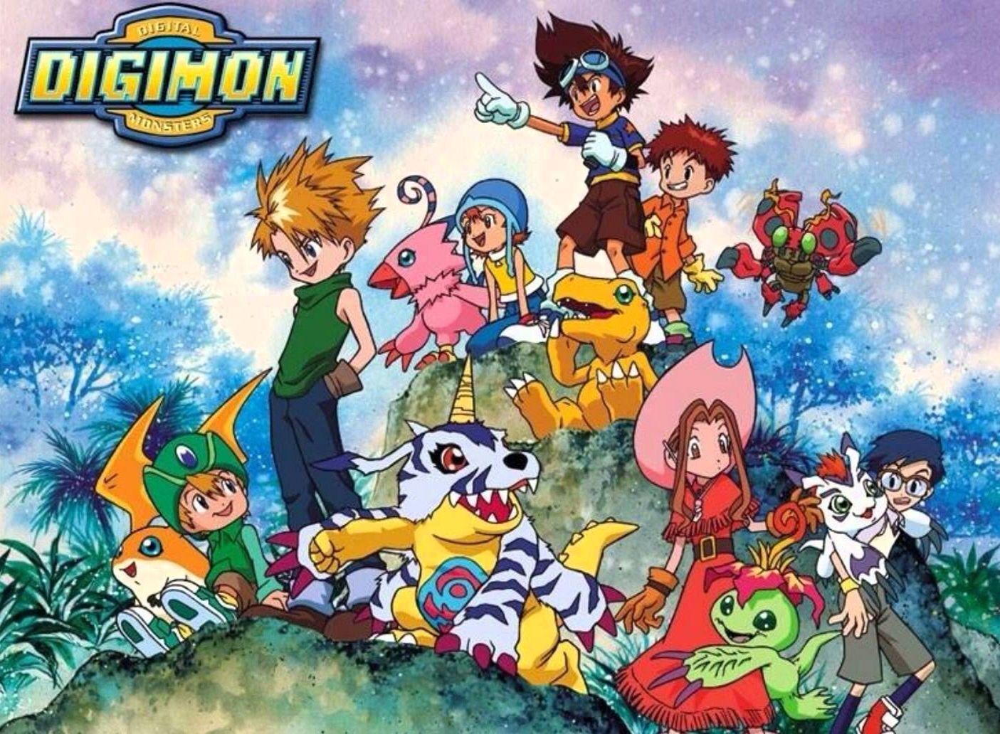 Buongiorno dai Digimon. (1999) - Digimon #90sAnd2000TvShows | Digimon  adventure, Digimon, Digimon adventure tri.