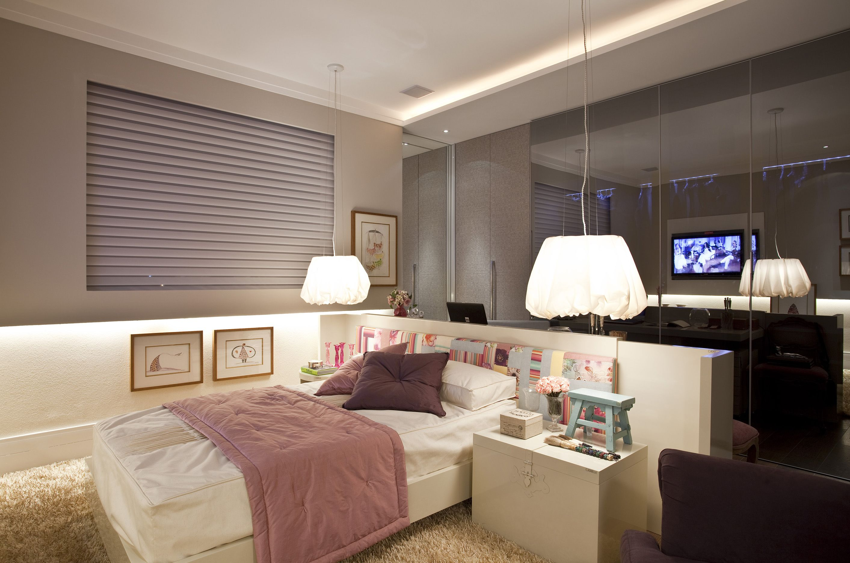 Girl Room By S C A Interiores Pinterest Ilumina O Quarto  ~ Quarto Pequeno Feminino Adolescente