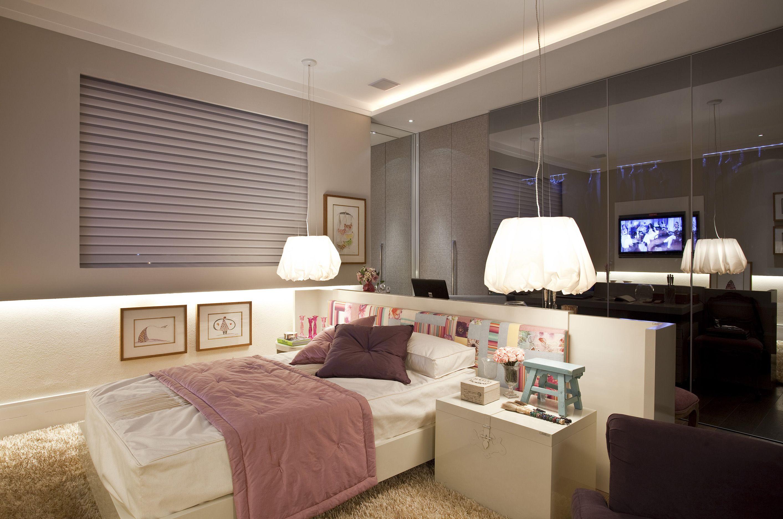 Girl Room By S C A Interiores Pinterest Ilumina O Quarto