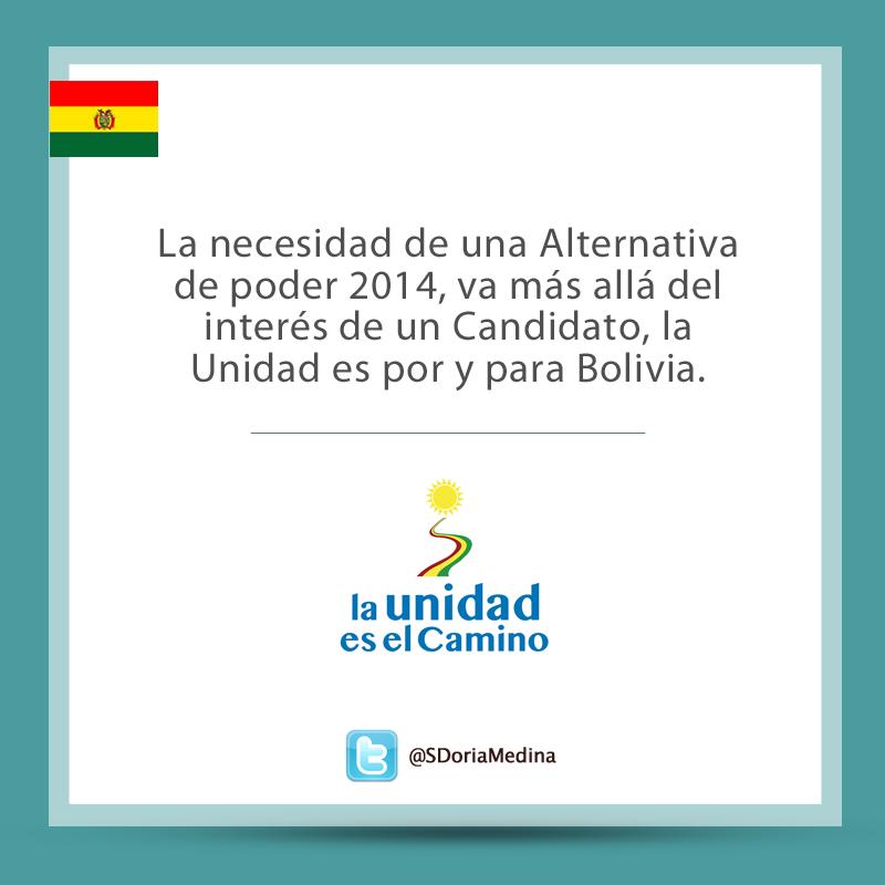 #UnidadEsElCamino