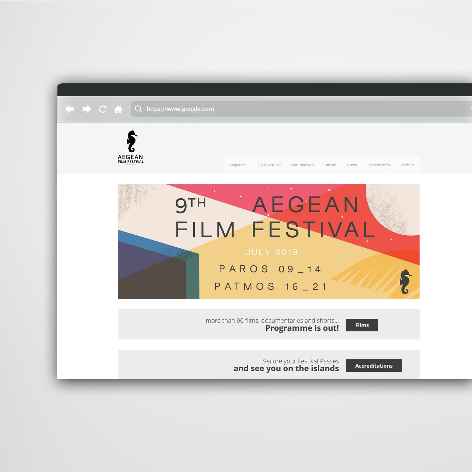 Aegeanff Redesign And Support Design Agency Creative