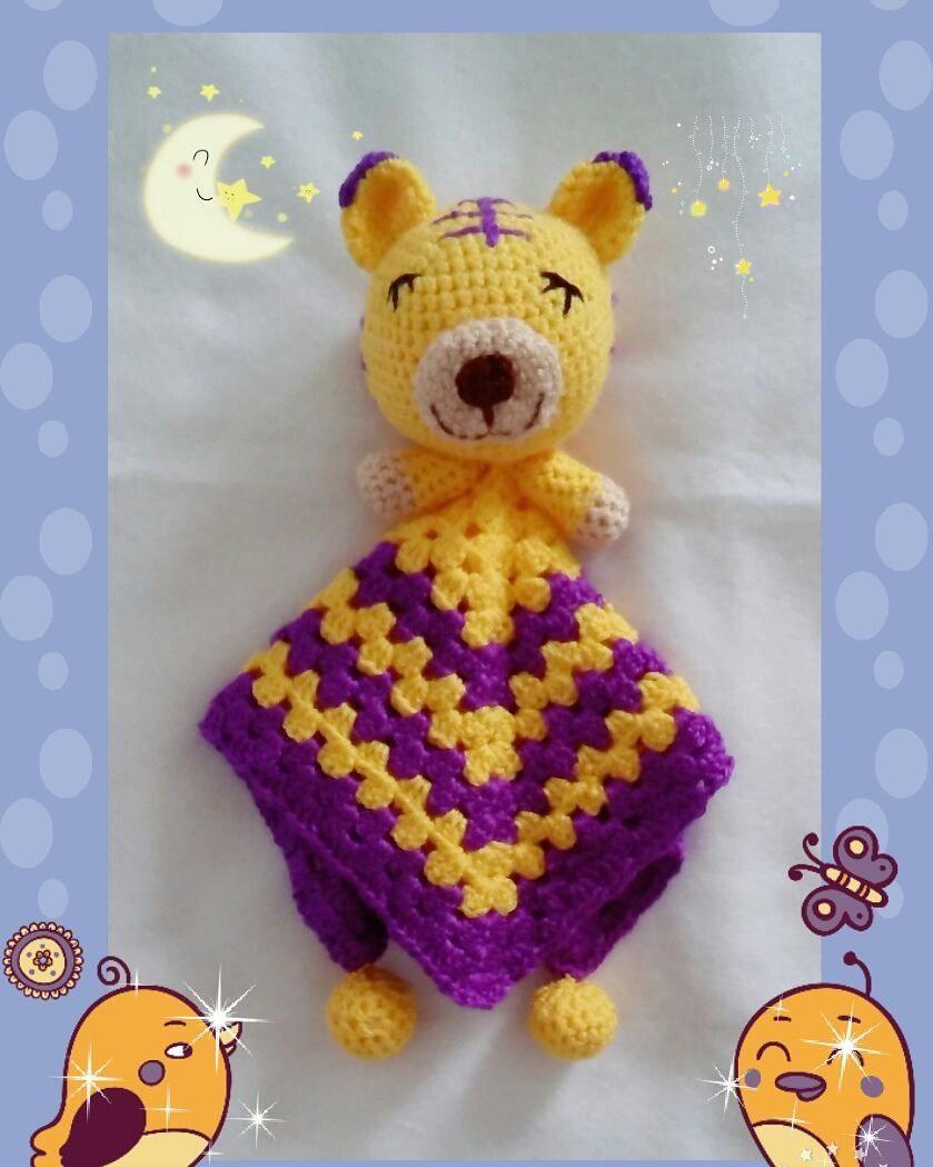 #tigerbabyblanket#blanket#lsu#lsugifts#etsy#etsyshop#etsyseller#amigurumi#birthdaygift #birthday#purpleandgold by mycrochet_mary