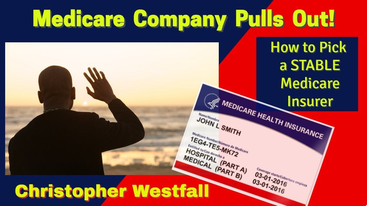 How To Pick A Medicare Insurance Company Independent Insurance