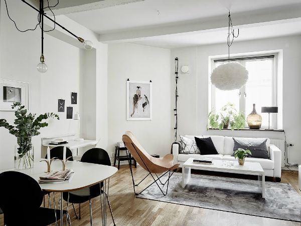 Gorgeous modern scandinavian interior design ideas home decor