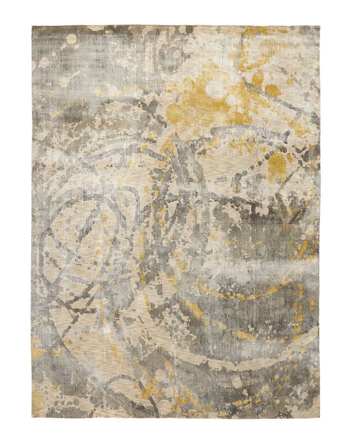 Kenisha Rug 9 X 12 Gray Green Exquisite Rugs