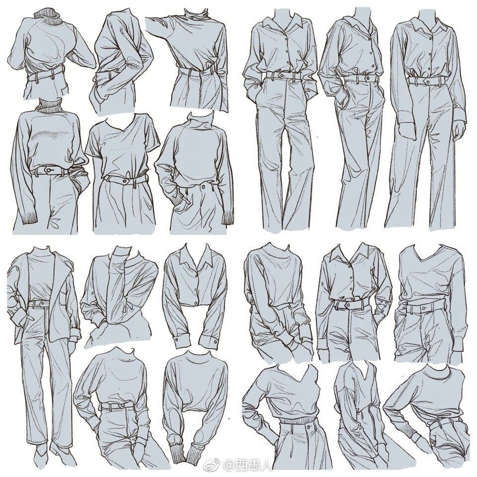 Pin By Nihel On Drawings Drawing Clothes Sketches Art Reference Photos