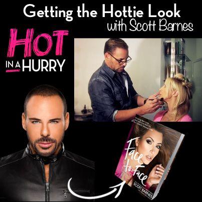celebrity makeup artist scott barnes is an innovator