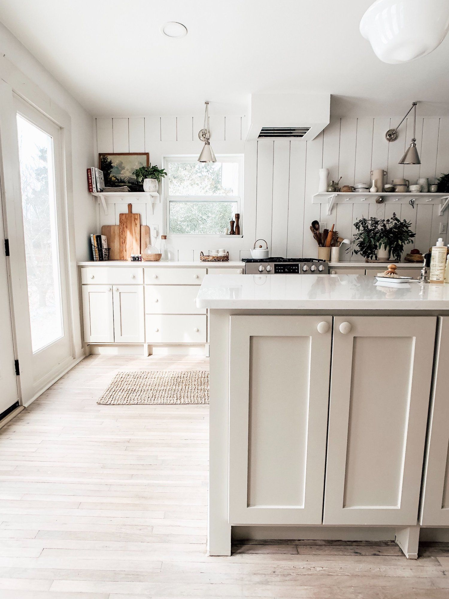 8 Great Neutral Cabinet Colors For Kitchens The Grit And Polish Neutral Cabinets Kitchen Colors Kitchen Cabinet Colors