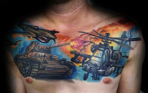Click the website link to view our gallery to get the Best Tank Tattoos Designs Ideas. #tattoos #men #style #women #tattoo #art #tanktattoos #tanktattoo #tanksart #tanksart