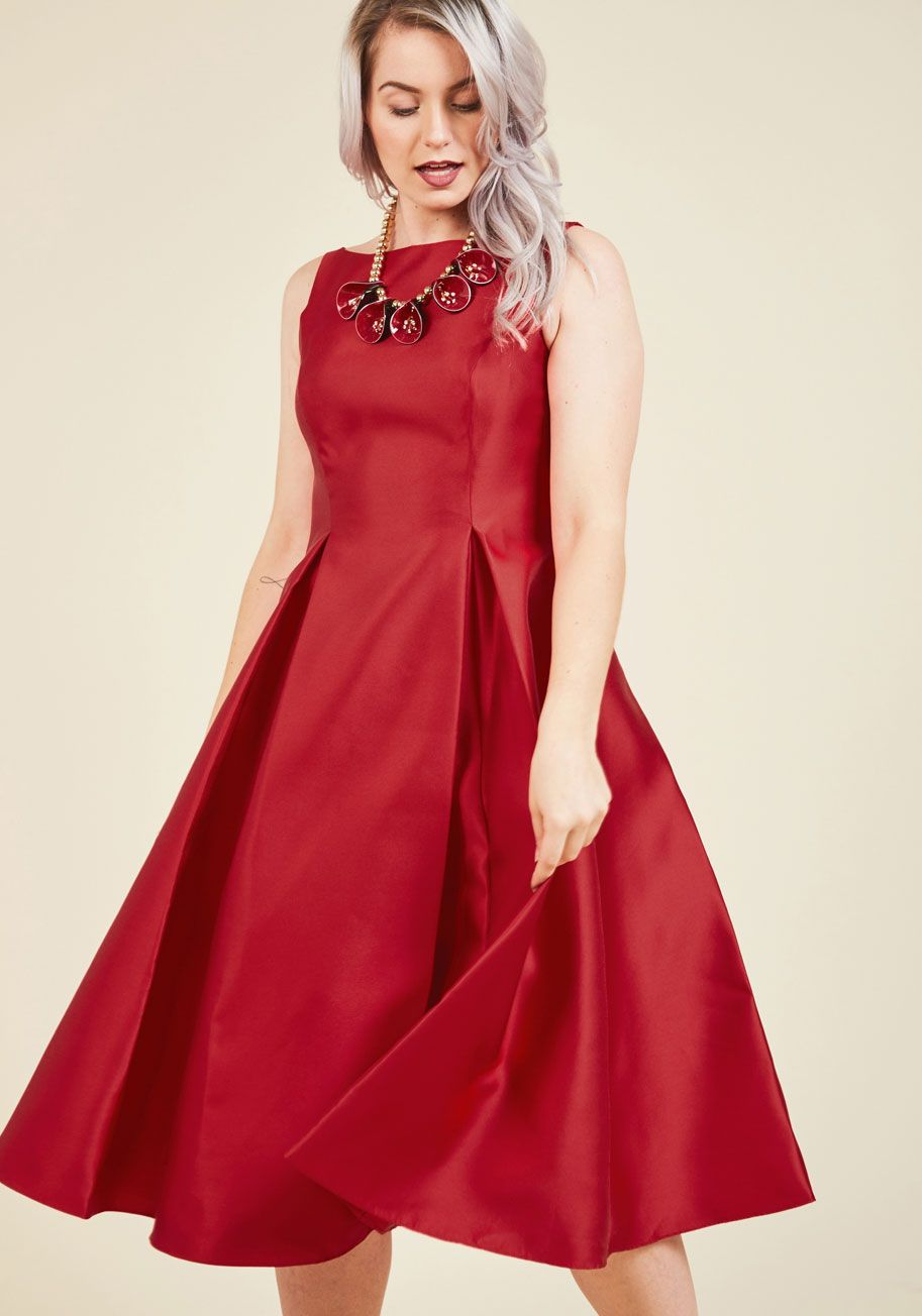 Careful What You Lavish For Midi Dress In Crimson Days Spent Longing For A Truly Luxurious Dress End With Maxi Dress Wedding Guest Dresses Wedding Guest Dress [ 1304 x 913 Pixel ]