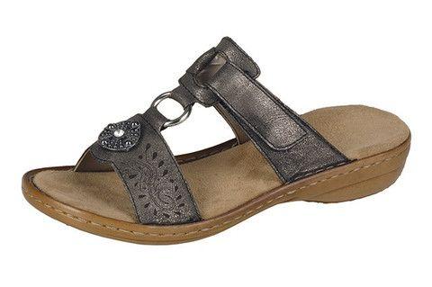 c38333a5f49bb9 Rieker 608K1-45 Olymp | Rieker Shoes | Shoes, Sandals, Espadrilles