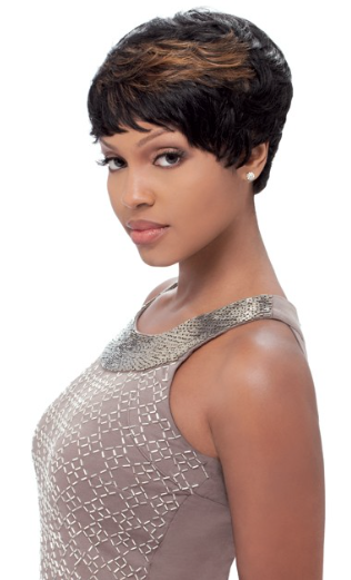 Sensationnel Bump Collection Human Hair Wig In 2020 Hair Extensions For Short Hair Bump Hairstyles Wig Hairstyles