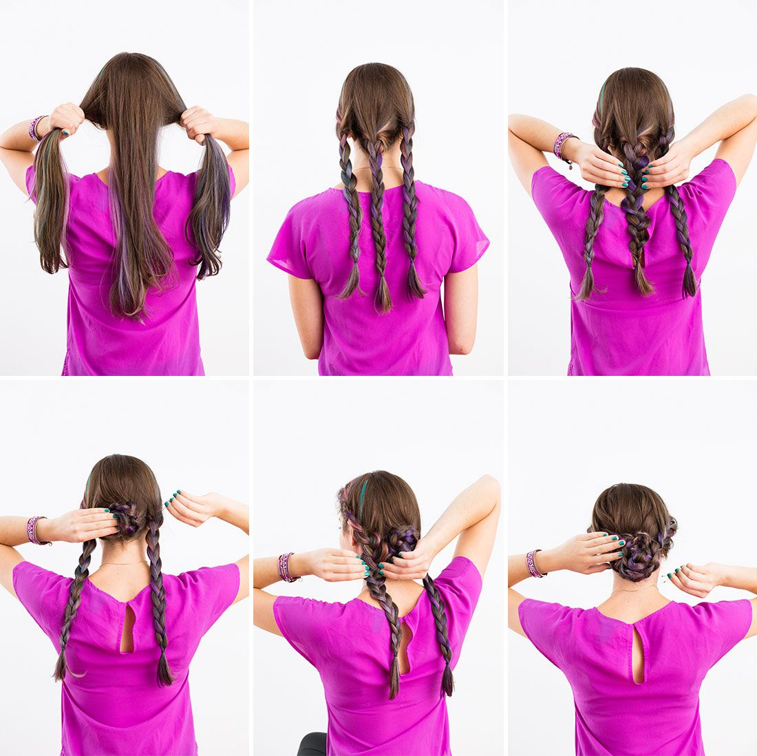 8 New Ways To Braid Your Hair