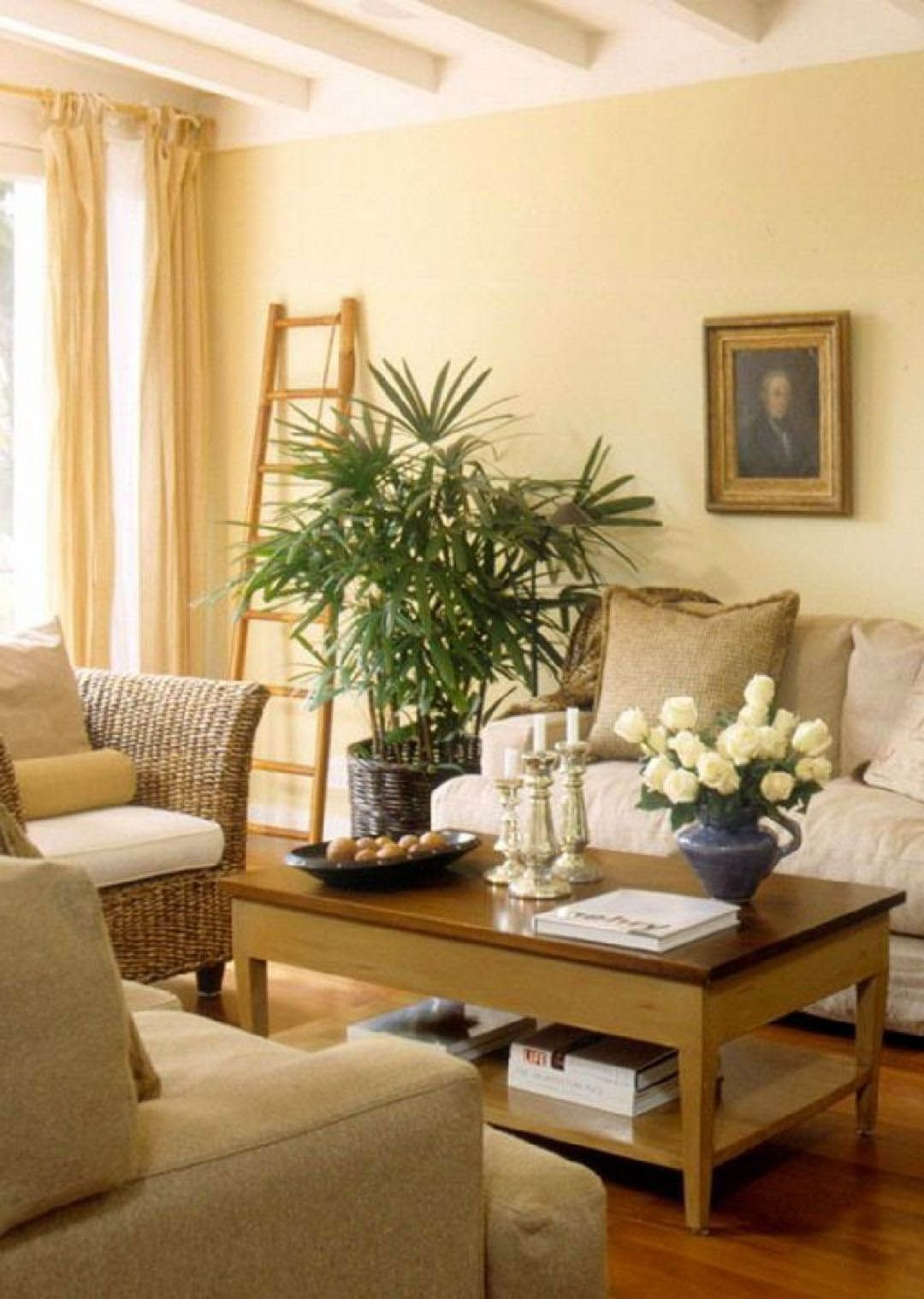 9 stimulating ways to use yellow in your staying space on living room color inspiration id=56184