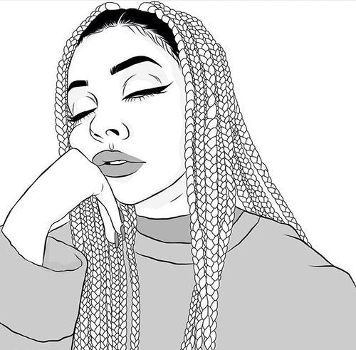 Sydbelle Producao De Arte Desenhos Negras Desenhos Tumblrs
