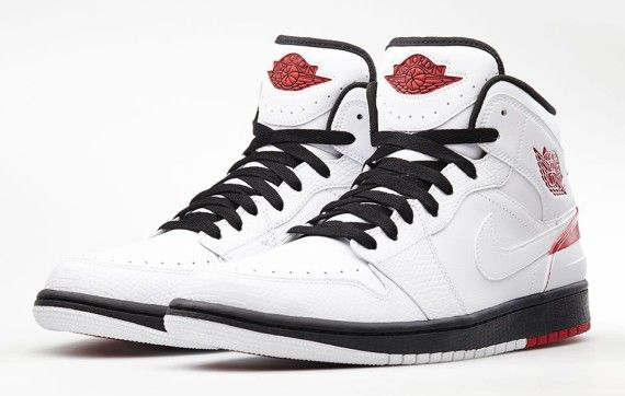 e484d6c169b9  AirJordan 1 Retro  86 White Gym Red  sneakers