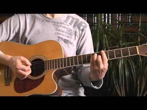 기타교실49 - 하이코드 A키 연습 토요일밤 - YouTube