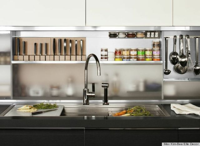 Kitchen Design Normal photos: an insider's look at a famous chef's stylish kitchen