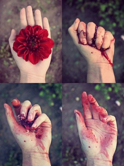 Image result for blood drops tumblr