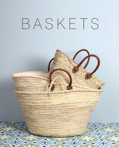 bohemia baskets handmade fair trade o s i e r pinterest panier panier en osier et osier. Black Bedroom Furniture Sets. Home Design Ideas