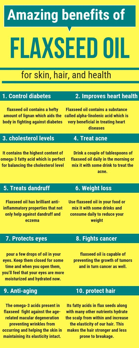 12 Amazing Benefits Of Flaxseed Oil For Skin, Hair ...