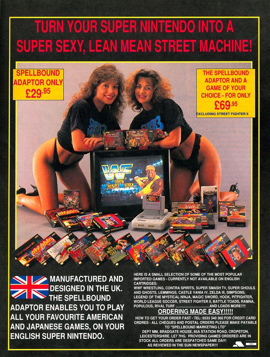 Turn Your Super Nintendo Into A Super Sexy, Lean Mean -3698