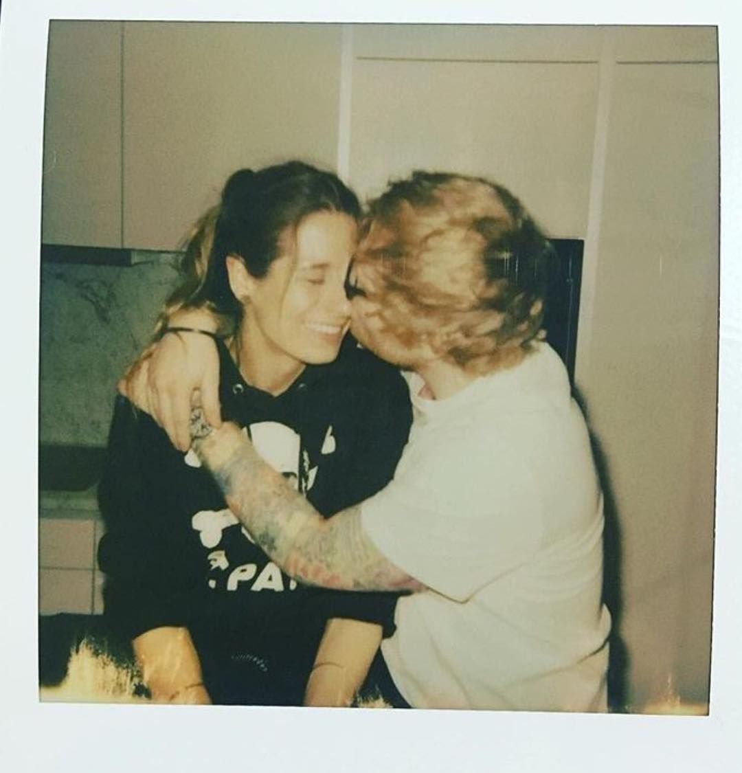 Ed Sheeran Is Engaged to Cherry Seaborn: Pic