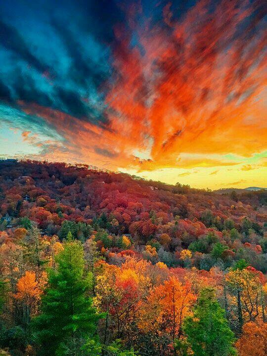 Autumn Glow fall Pinterest Autumn, Scenery and Sunset