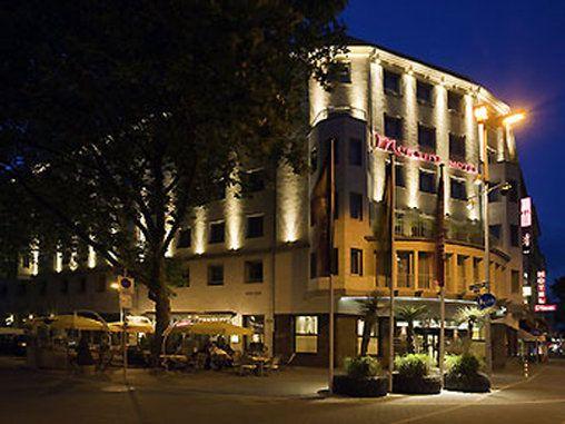 Mercure Hotel Duesseldorf City Center HHHHHotels in 2019