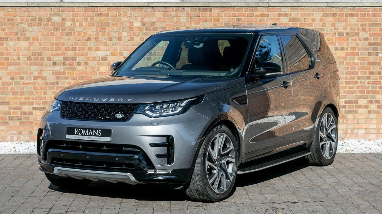 2017 Used Land Rover Discovery Td6 Hse Luxury Corris