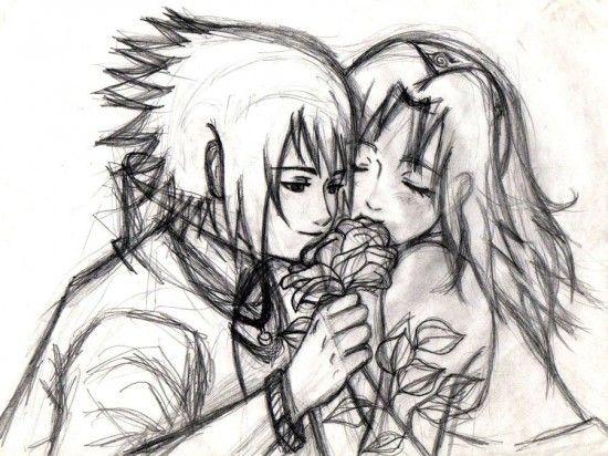 Resultado De Imagen Para Imagenes Blanco Y Negro Para Dibujar Anime