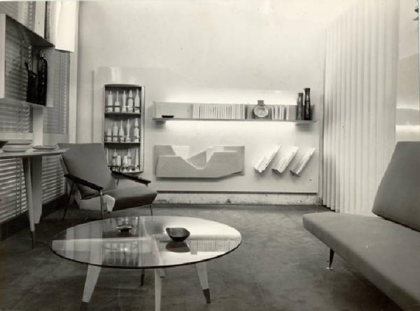 x triennale mostra di ambienti abitazione On sharon goldreich