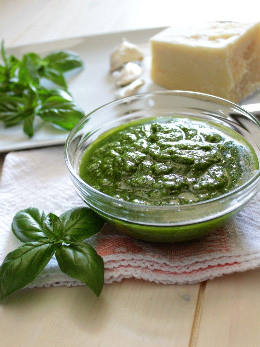 Pesto Ricette