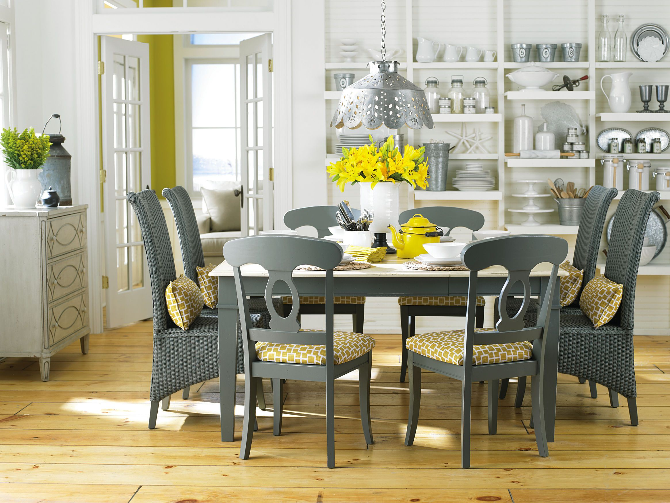Dining Room table made by Bassett Furniture. Shop this collection ...