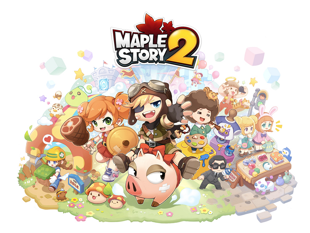 MAPLE STORY 2 Maple story, Maple, Story