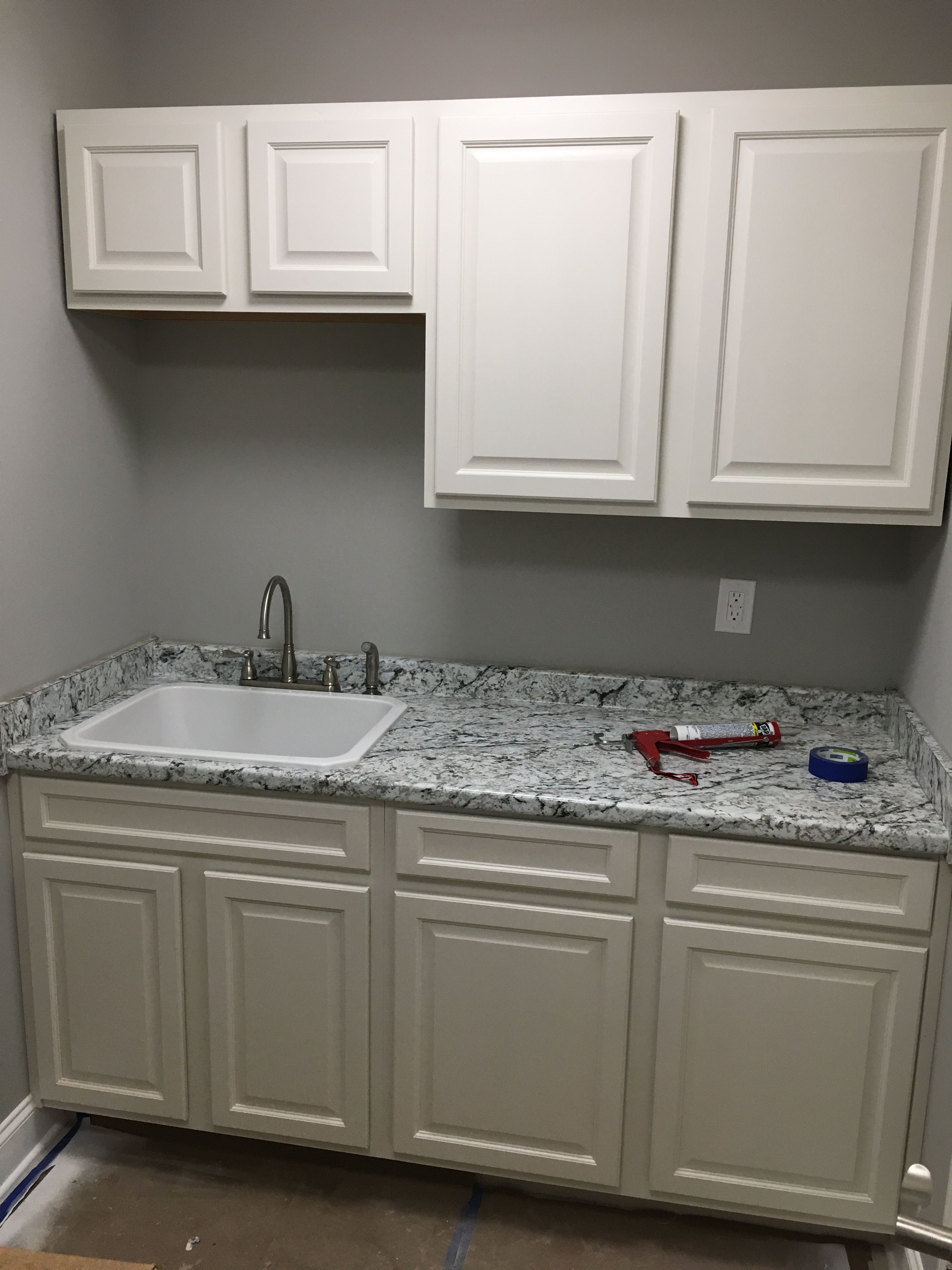 Formica In Laundry Room With Utility Sink Utility Sink