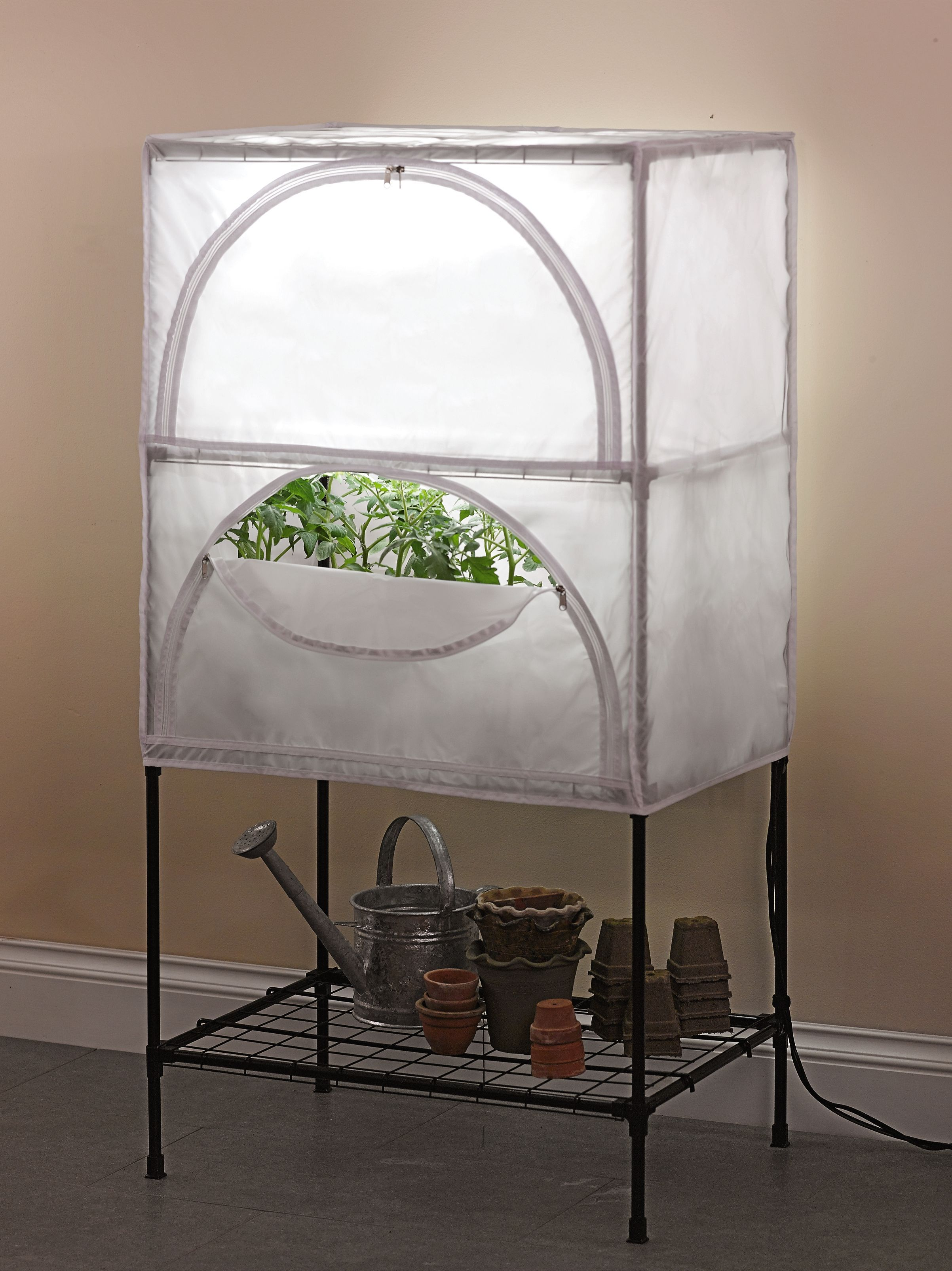 Indoor Growing System T5 Grow Lights With Stand And 400 x 300