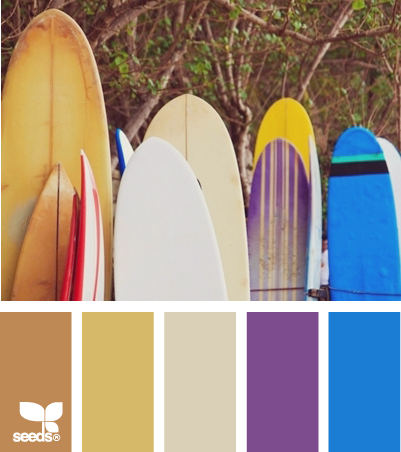 beachy tones