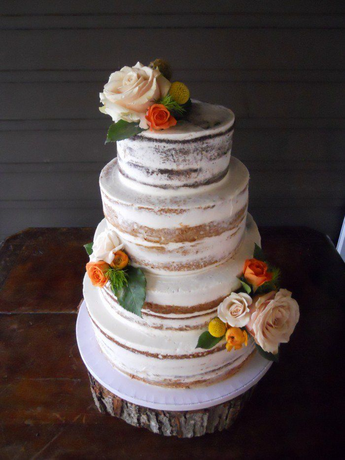 cincinnati magazine trend watch naked cakes wedding