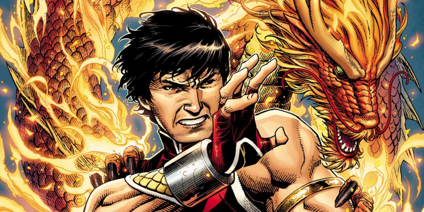 Presentacion Virtual De Shang Chi En 2021 Magnificos Marvel Comics Historietas