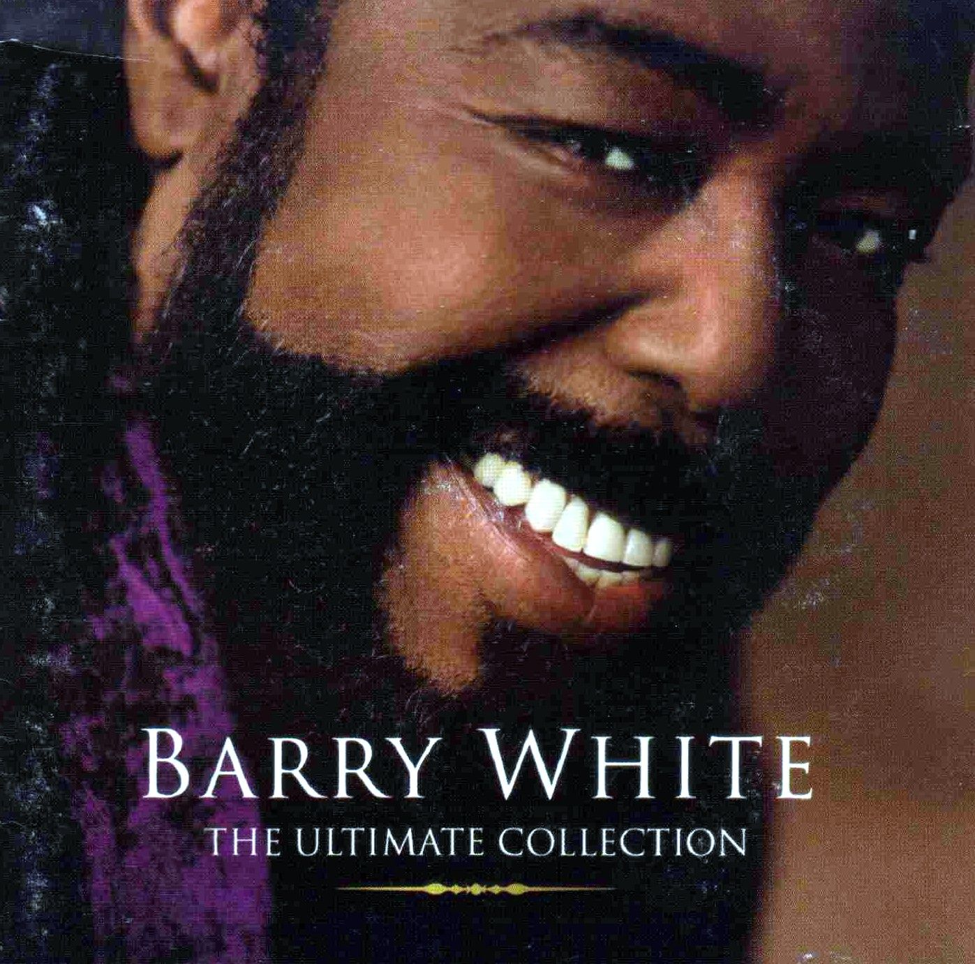 Barry White Barry White The Ultimate Collection With Images