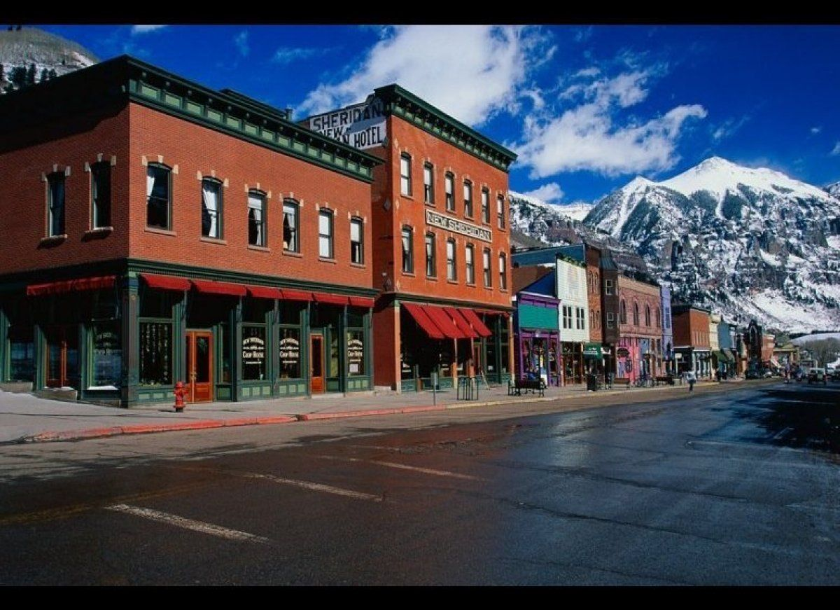 "FRIENDLIEST CITIES  8. TELLURIDE, COLORADO  Score: 82.9   Already popular with in-the-know skiers who admire its ""fantastic"" terrain, Telluride, Colorado, is also lauded for its ""friendly people."" ""Wonderful restaurants and great live music options"" add to its charms, and longtime fans also urge new visitors to check out the summer festivals that this ""overlooked gem"" has to offer. The temperatures might be cold in ""sophisticated but not pretentious"" Telluride, but the locals certainly…"