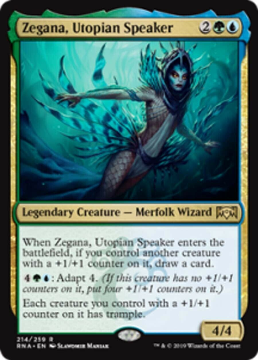 Details About Mtg Blue Green Simic Deck Magic The Gathering Rares