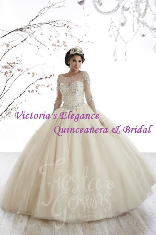 Formal Quinceanera Prom Sweet 16 Debutant Dress Ball Gown House of ...