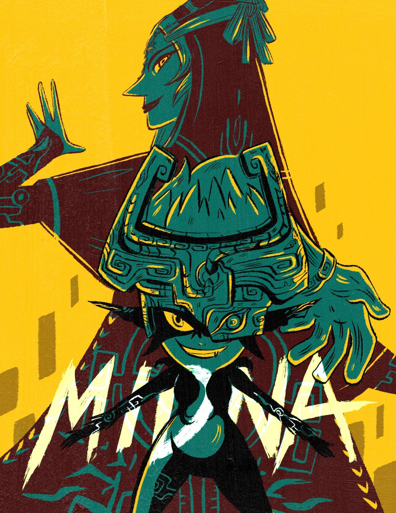 alex chiu's art blog Zelda twilight princess, Legend of