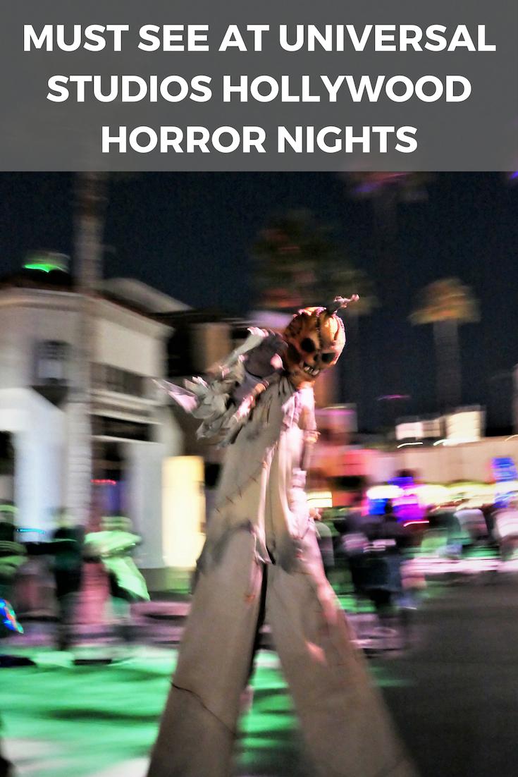 Universal Studios, Hollywood Halloween Horror Nights